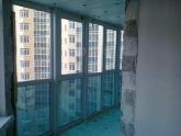 Тонировка балконов и лоджий от 550 руб.